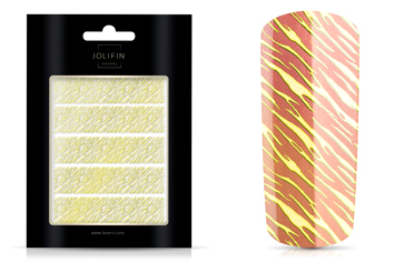 Jolifin LAVENI XL Sticker - Gold 7