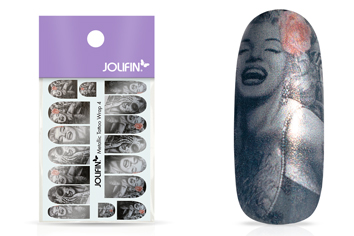 Jolifin Metallic Tattoo Wrap 4