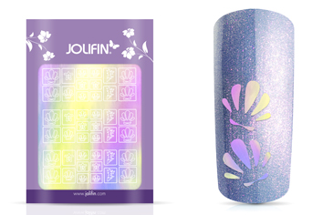 Jolifin Diamond Foil Sticker - Nr. 1