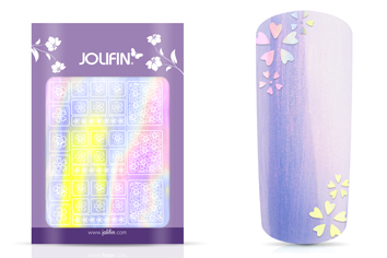 Jolifin Diamond Foil Sticker - Nr. 3