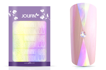 Jolifin Diamond Foil Sticker - Nr. 4