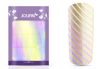 Jolifin Diamond Foil Sticker - Nr. 5