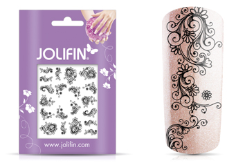 Jolifin Black Elegance Tattoo 32