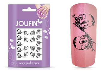 Jolifin Black Elegance Tattoo 34