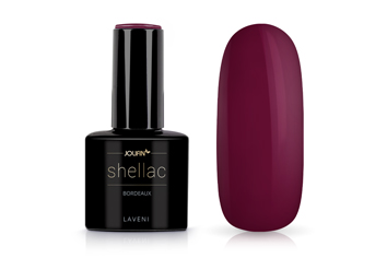 Jolifin LAVENI Shellac - bordeaux 12ml