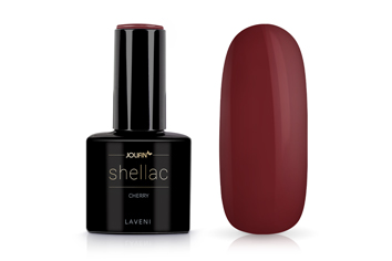 Jolifin LAVENI Shellac - cherry 12ml