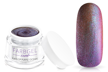 Jolifin Complete Flip-Flop Farbgel purple ocean 5ml
