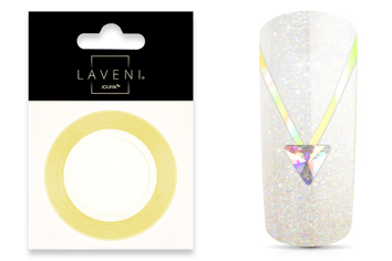 Jolifin LAVENI Pinstripes diamond yellow - 1mm