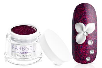 Jolifin Farbgel fancy cherry 5ml