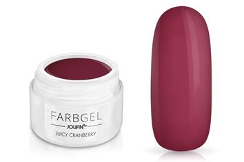 Jolifin Farbgel juicy cranberry 5ml
