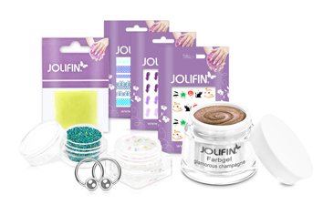 Jolifin Nailart-Set Surprise V - April
