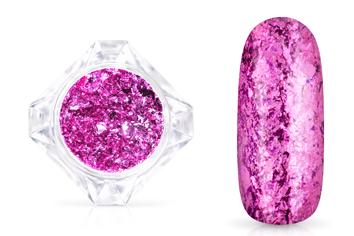 Jolifin LAVENI Mirror-Flakes - pink