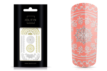 Jolifin LAVENI XL Lace Sticker - Nr. 3