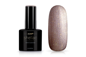 Jolifin LAVENI Shellac - shiny elegance 12ml