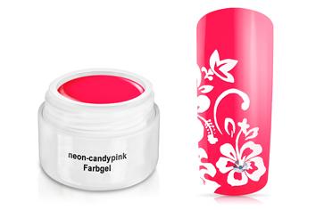 Farbgel neon-candypink 5ml