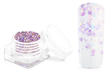 Jolifin Magic Glitter - lavender