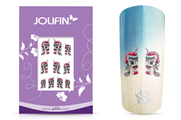 Jolifin Trend Tattoo Christmas 14
