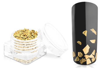 Jolifin Luxury Nailart Splitter - Gold grob