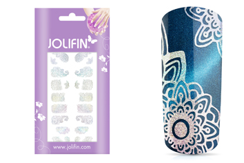 Jolifin Sticker Wrap - Hologramm Nr. 7
