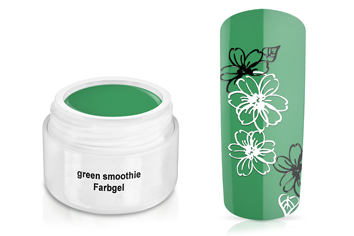 Farbgel green smoothie 5 ml