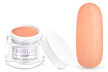 Jolifin Farbgel pastell neon-peach 5ml