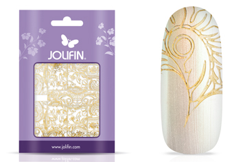 Jolifin Metallic Tattoo Wrap 14