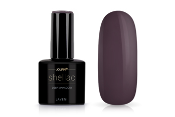Jolifin LAVENI Shellac - deep mahagoni 12ml