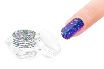 Jolifin Galaxy FlipFlop Pigment - purple & blue