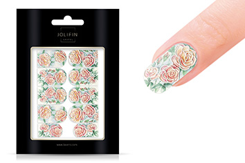 Jolifin LAVENI 3D Tattoo Wrap - Nr. 1