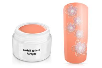 Farbgel - pastell-apricot 5ml