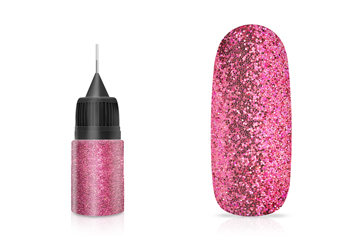 Jolifin LAVENI Diamond Dust - raspberry