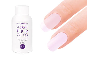 Jolifin Color Acryl-Liquid - pink/make-up pink 50ml