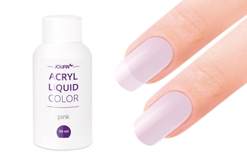 Jolifin Color Acryl-Liquid - pink 50ml