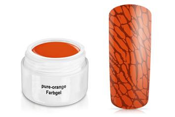 Farbgel  pure-orange 5ml