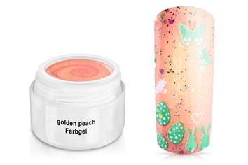 Farbgel golden peach 5ml