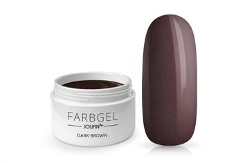 Jolifin Farbgel dark-brown 5ml