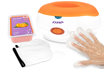 Jolifin Paraffin Wachsbad-Set