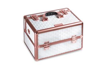 Jolifin Mobiler Kosmetik Koffer - white