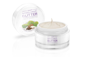 Jolifin Nagelhaut-Butter - Urea & Sheabutter 12ml