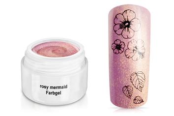 Farbgel rosy mermaid 5ml