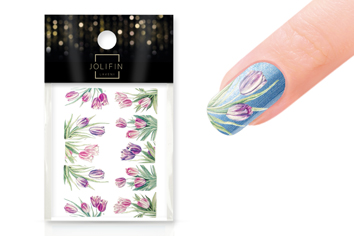 Jolifin LAVENI 3D Tattoo Wrap - Nr. 11