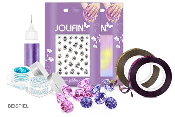Jolifin Nailart-Set Surprise IV - Januar