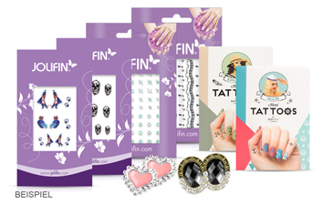 Jolifin Nailart-Set Surprise V - Januar