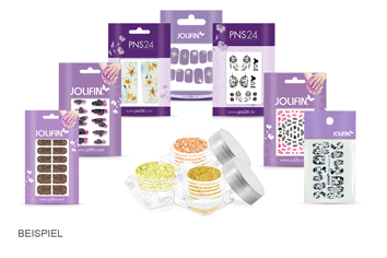 Jolifin Nailart-Set Surprise VII - Januar