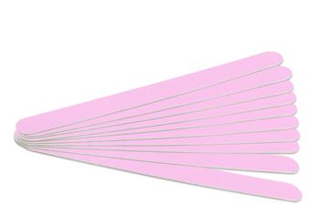 Jolifin 10er Wechselfeilenblatt rosa - gerade 100