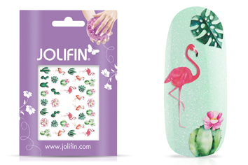 Jolifin Tropical Tattoo Nr. 5