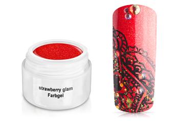 Farbgel strawberry glam 5ml