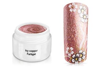 Farbgel icy copper 5ml
