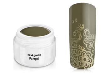 Farbgel navi green 5ml