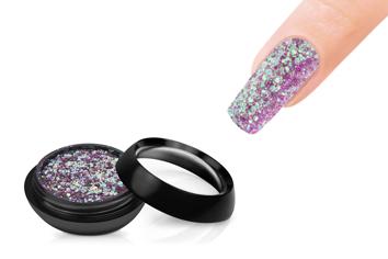 Jolifin LAVENI Ocean Glitter - magenta